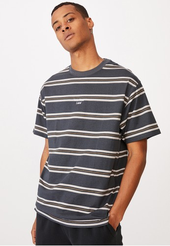 Cotton On blue Dylan T-Shirt 6D863AAB082258GS_1