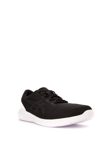Asics black Metrolyte II Walking Shoes 112AFSHB296B6BGS_1