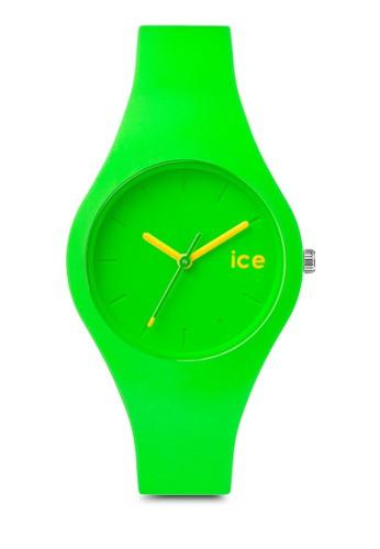 Ice Ola 矽膠圓錶, 錶類, 休閒esprit 工作型