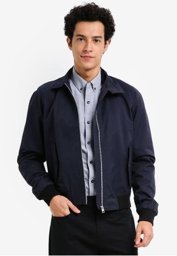 Calvin Klein 海軍藍色 Osker Jacket - Calvin Klein Jeans 43704AAB3F0F6FGS_1