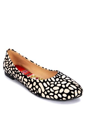 Liza Lyn beige Stony Flats 2ADD7SHFF67B8EGS_1