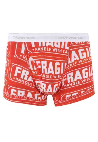 Calvin Klein multi Trunks - Calvin Klein Underwear 9805DUS8C72C0AGS_1