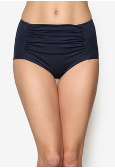 Seafolly  Seafolly Ruched Front Bikini Bottom