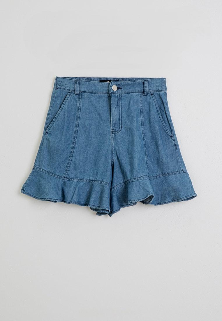 Denim Blue H Tail Fish CONNECT Shorts qwY0S8U