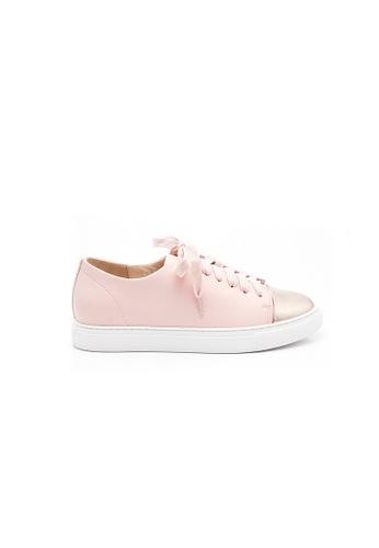 Elisa Litz pink Mariel Sneakers (Pink) 6845ASH962029CGS_1