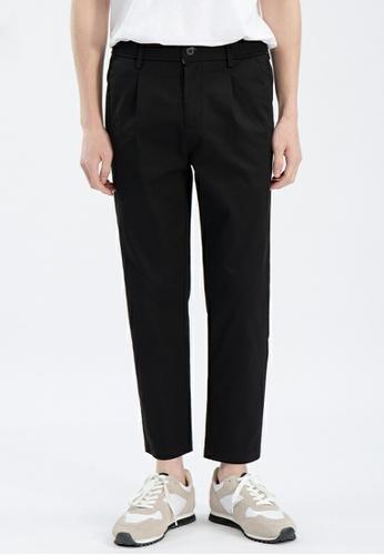 HAPPY FRIDAYS Slim Casual Suit Pants AP-J2105 26A9CAAA01DD17GS_1