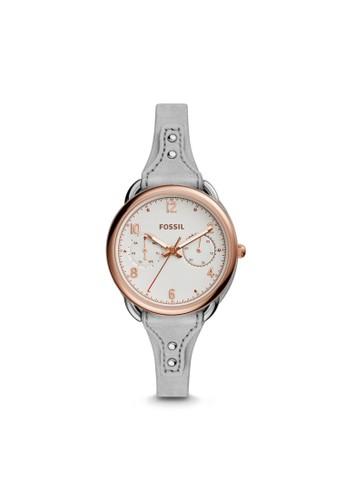 Fossil ORIGINAL BF淑女型女錶 ES4048zalora是哪裡的牌子, 錶類, 淑女錶