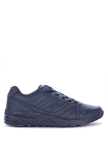 Fila navy Techno Running Shoes 2E995SHB1BAEF1GS_1