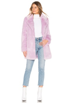 156b2fbeb484 Lovers + Friends purple Tillie Coat(Revolve) 87904AA93817A6GS_1