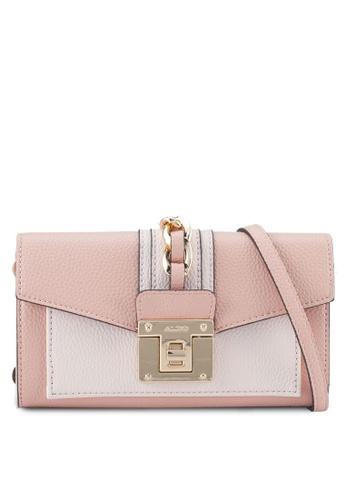 ALDO pink Derossy Wallet 59DB8ACF9ED810GS_1