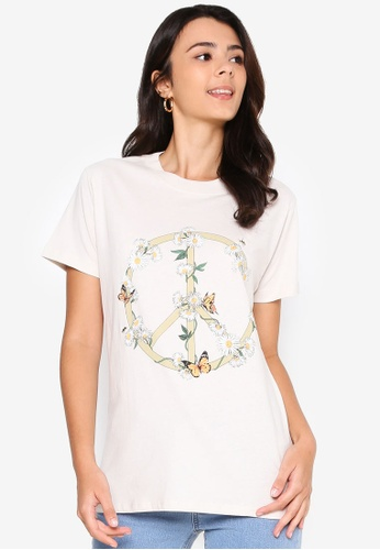 Cotton On white Classic Arts T Shirt F2B5AAA3EACD28GS_1