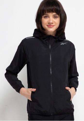 Reebok black Women Training Jacket DD884AAB3D0C03GS_1