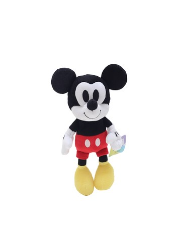 Disney black Plush Disney Mickey Mouse 33cm 90Th 8F850TH8DA48A6GS_1