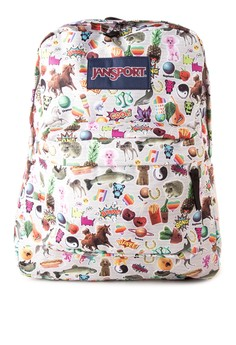 Superbreak Printed Backpack