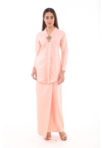 Amar Amran orange Baju Kebaya Rokiah B99CBAA86FA360GS_1