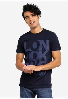 fc16c66d7 Buy Men's T-SHIRTS Online | ZALORA Singapore
