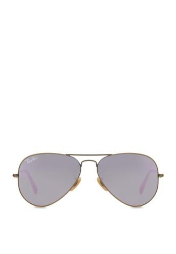 Aviesprit taiwanator 反光太陽眼鏡, 飾品配件, 飾品配件