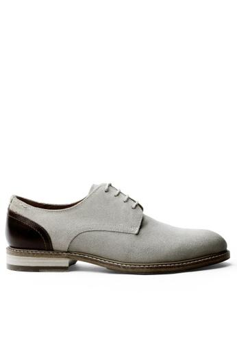 Twenty Eight Shoes Vintage Suede Derby Shoes DS8163. CC62ESH9DE23D5GS_1