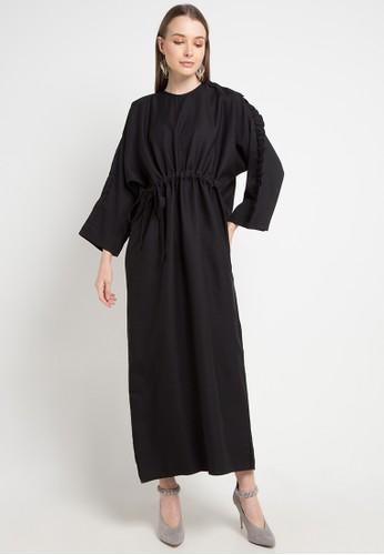 Covering Story black Vianze Dress-C DC313AAE515B45GS_1