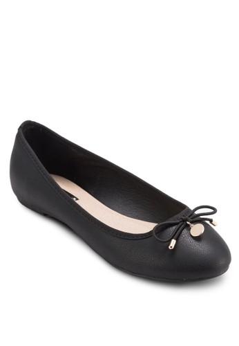 Eesprit hk分店lkie 蝴蝶結娃娃鞋, 女鞋, 鞋
