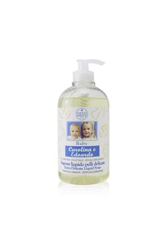 Nesti Dante NESTI DANTE - Carolina & Edoardo Extra Delicate Baby Liquid Soap 500ml/16.9oz F3889BE15F6E9DGS_1