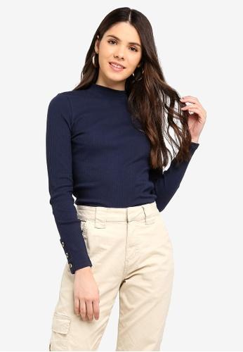 d7a1560787625 Shop Cotton On Letitia Button Detail Long Sleeve Top Online on ZALORA  Philippines