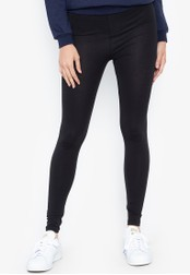 DEBENHAMS black Red Herring - Rh Full Length Legging 59C1EAAA71BDB9GS_1