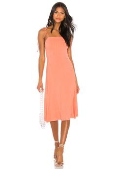 6670b20824 Privacy Please pink Nikko Midi Dress(Revolve) 842BFAA753C52CGS 1