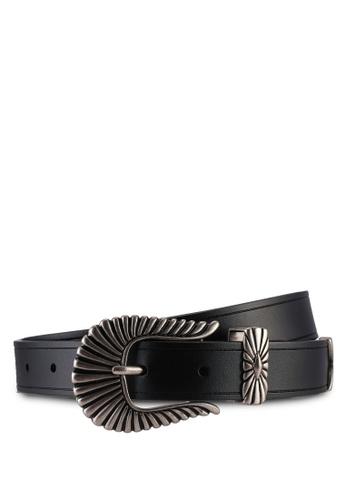 niko and ... black Engraved Belt 9EFDBACA09F0C2GS_1