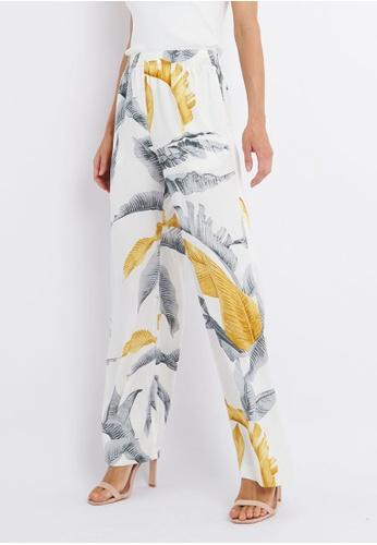 FORCAST white FORCAST Lina Pyjama Trousers 0E4A3AA8881B7BGS_1