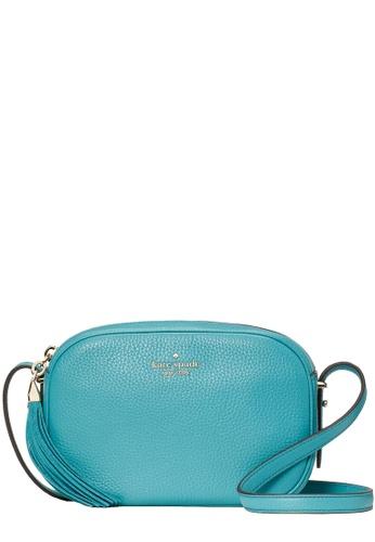 Kate Spade blue Kate Spade Kourtney Camera Bag in Stone Blue 2AD77AC5AE72ABGS_1
