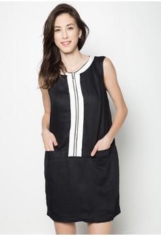 FR Zip Dress