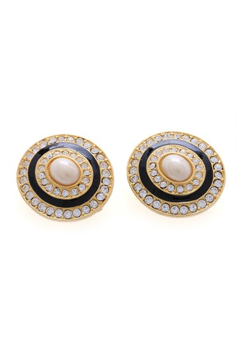 1901 Jewelry black 1901 Jewelry Circle Clip 2245 19910AC25NWSID_1