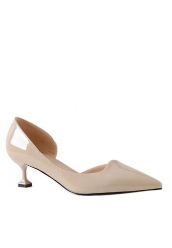 Twenty Eight Shoes Patent Heel 6203-3 3247ESHCB67772GS_1