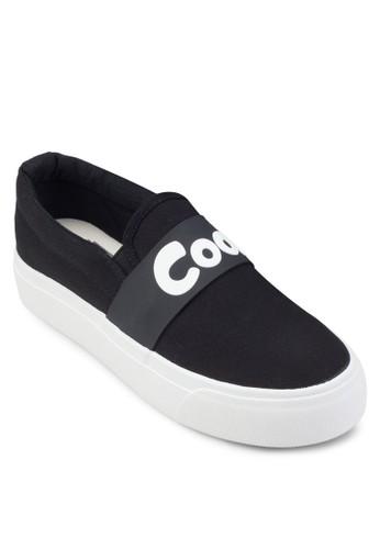 Hozalora 心得t & Cool 厚底懶人鞋, 女鞋, 鞋