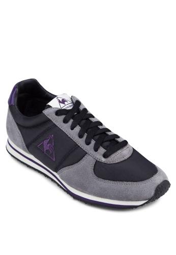 Le Coq Sportif black Bolivar Sneakers LE751SH87TFGMY_1