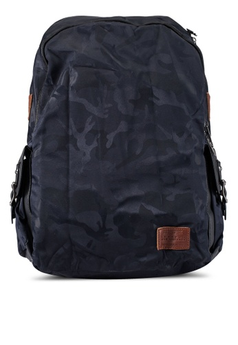 High Cultured navy Casual Backpack HI002AC0S1WJMY_1
