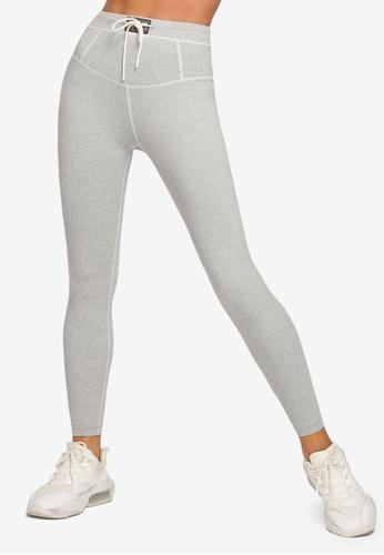 Lorna Jane grey Ace Core Stability Full Length Leggings 13C11AAD6C1EAEGS_1