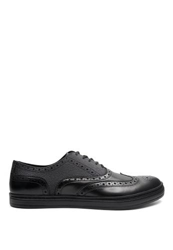 Kenneth Cole New York black DESIGN 10257 - Wingtip Sneaker 7D612SH9C2D61EGS_1