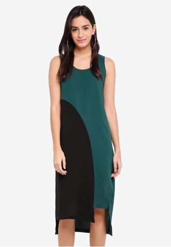 ZALORA multi Colorblock Dress C1278AABFDBAFFGS_1