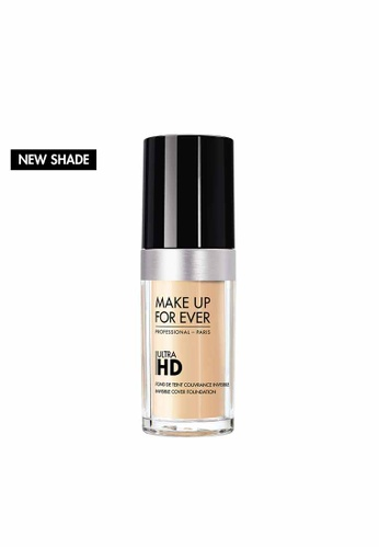 MAKE UP FOR EVER beige ULTRA HD FOUNDATION - Fluid Foundation 30ML Y218 A3393BE2833914GS_1