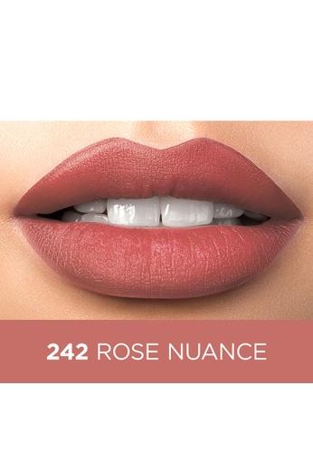 Shop L\'Oréal Paris Color Riche Mattes 242 Rose Nuance Matte Lipstick ...