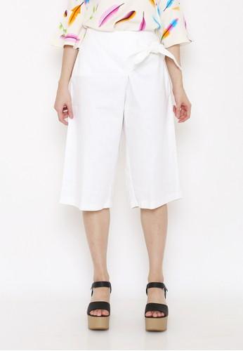 JOYFULIE white Ervina White Pants 84318AA8E78D84GS_1