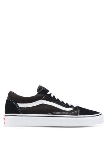 VANS 黑色 Core 經典 Old Skool 運動鞋 VA142SH0RZO5MY_1