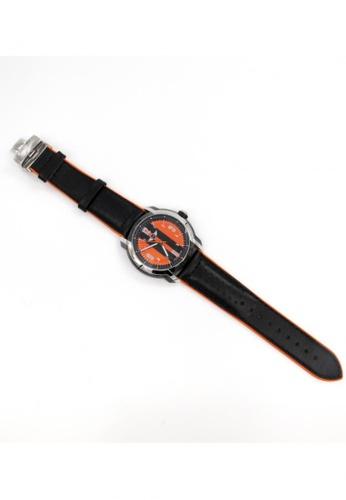 Mini orange Analogue Watch MI057AC26DCZHK_1