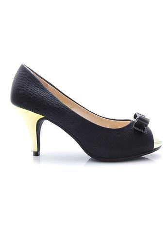 Elisa Litz black Carie Heels (Black) EL365SH0GMAOSG_1