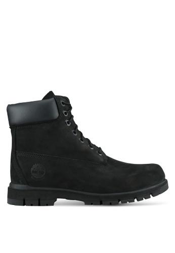 Timberland black Radford 6 Inch Waterproof Boots TI063SH0S69GMY_1