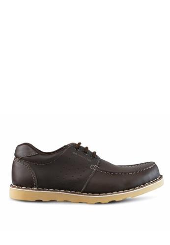 Sogno brown Sepatu Boot Pria GF.7825 608FFSHB253F4FGS_1