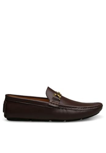 Twenty Eight Shoes Leather Horsebit Loafers & Boat Shoes YY9016 005EDSH64442B8GS_1