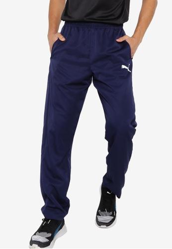 PUMA navy Active Woven Men's Sweatpants 5F027AA01C2DBEGS_1